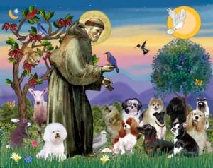 Blessing of the Animals | Memorial United Methodist of Clovis CA